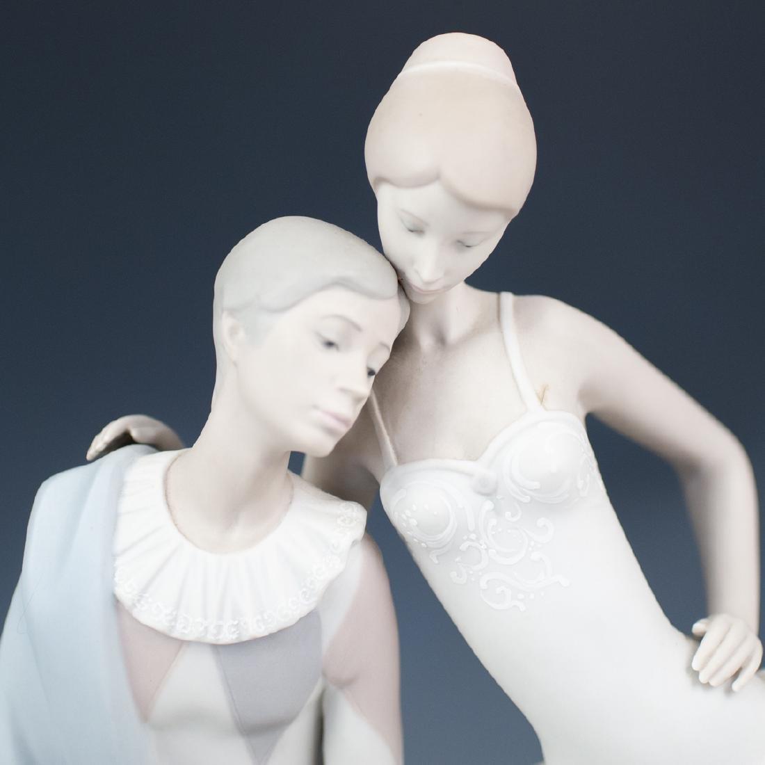"Lladro ""Romance"" Porcelain - 2"