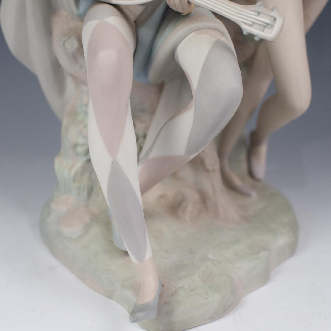 "Lladro ""Romance"" Porcelain - 4"