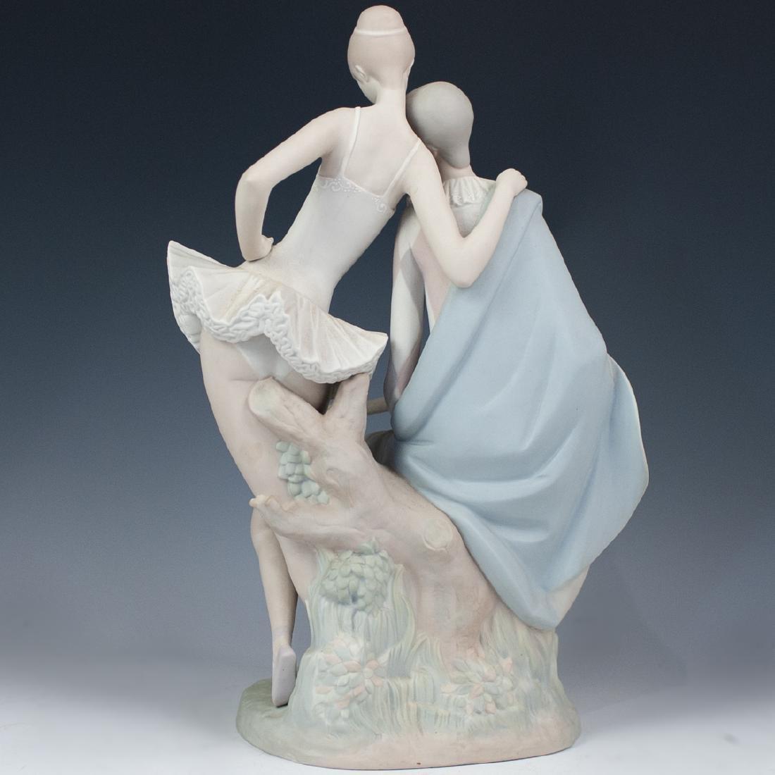 "Lladro ""Romance"" Porcelain - 6"