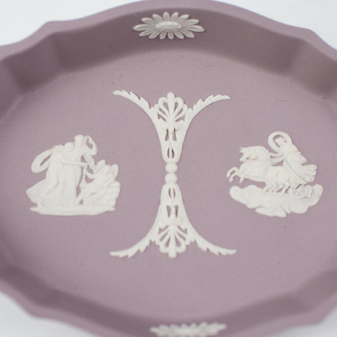 Wedgwood Lilac Jasperware - 5
