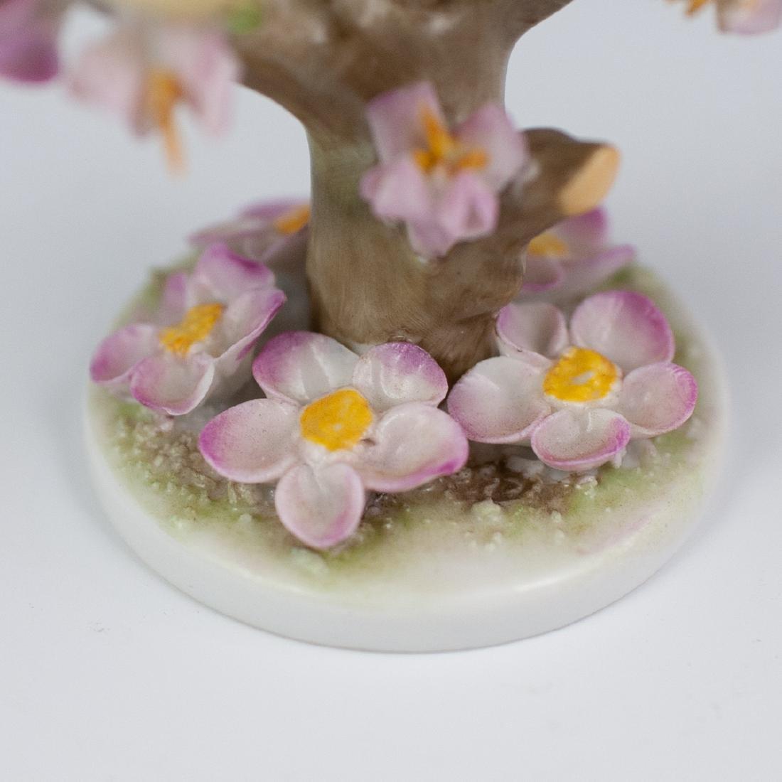 Herend Brown Birds Porcelain - 2