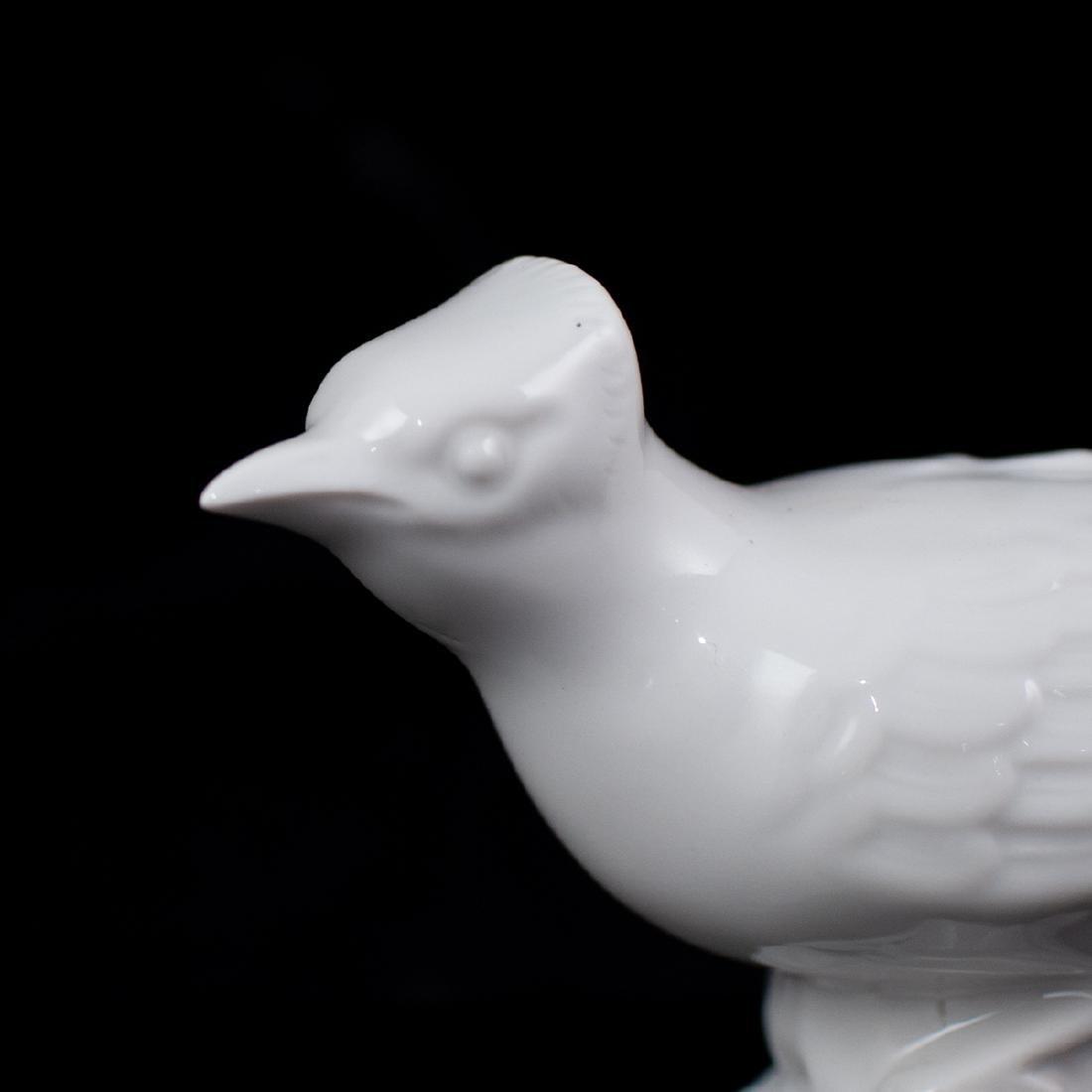 Herend Porcelain Bird Figurine - 2