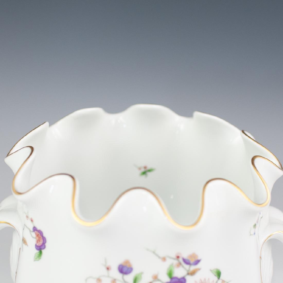 Richard Ginori Porcelain Cache Pot - 2