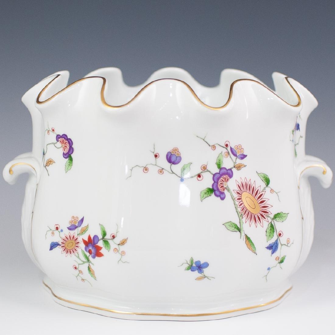 Richard Ginori Porcelain Cache Pot - 3