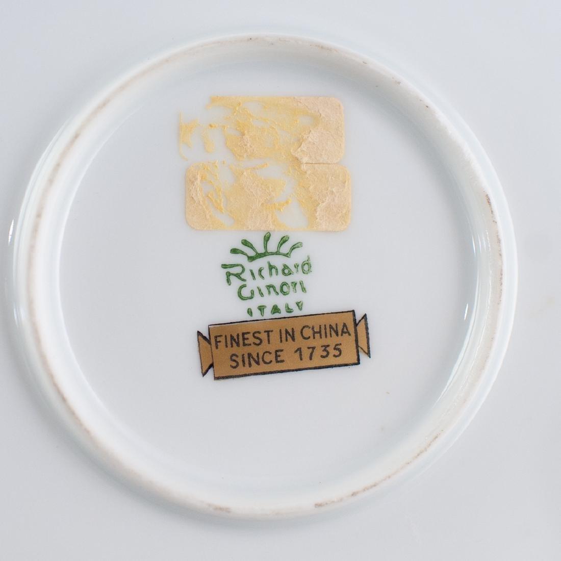 Richard Ginori Porcelain Cache Pot - 4