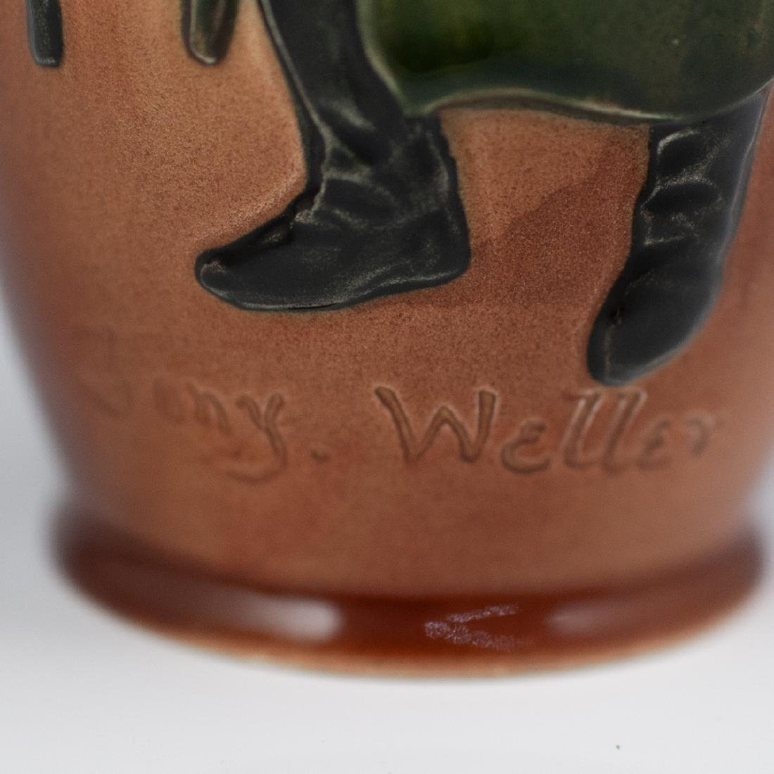 Royal Doulton Tony Weller Whiskey Pitcher - 4