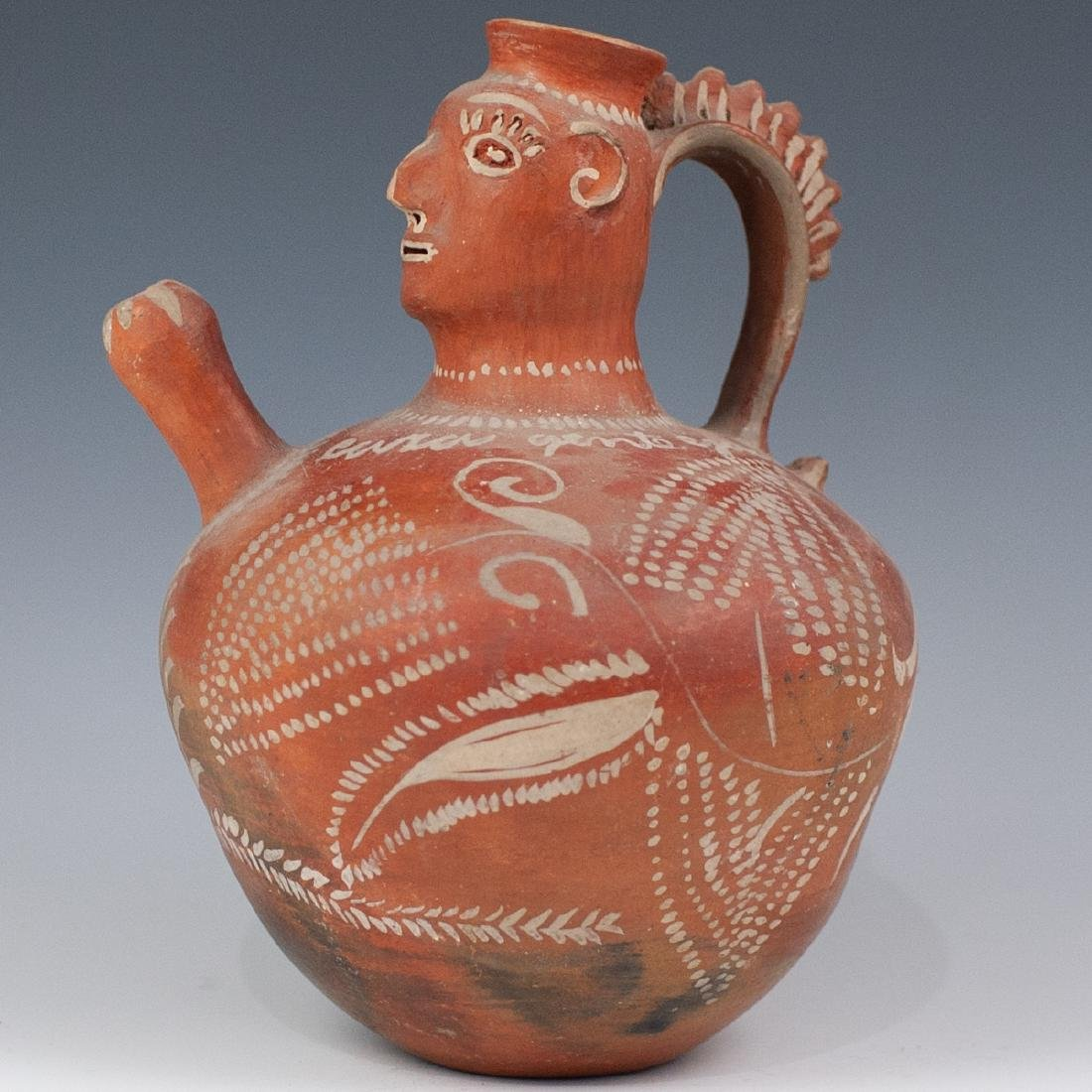 Pre-Columbian Water Vessel
