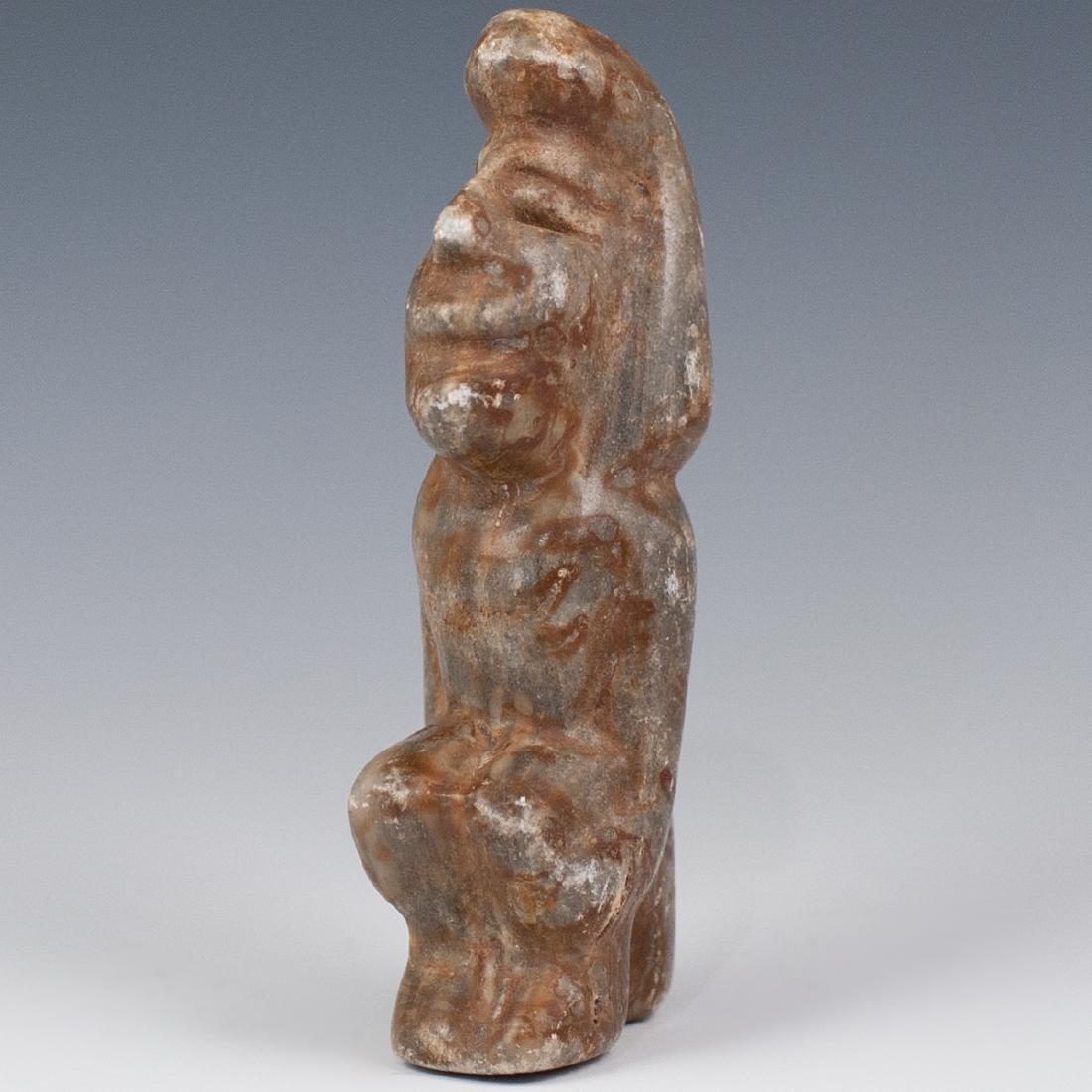 Pre-Columbian Stone Effigy