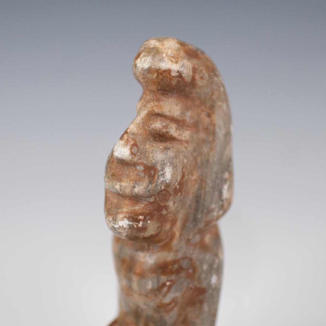 Pre-Columbian Stone Effigy - 2
