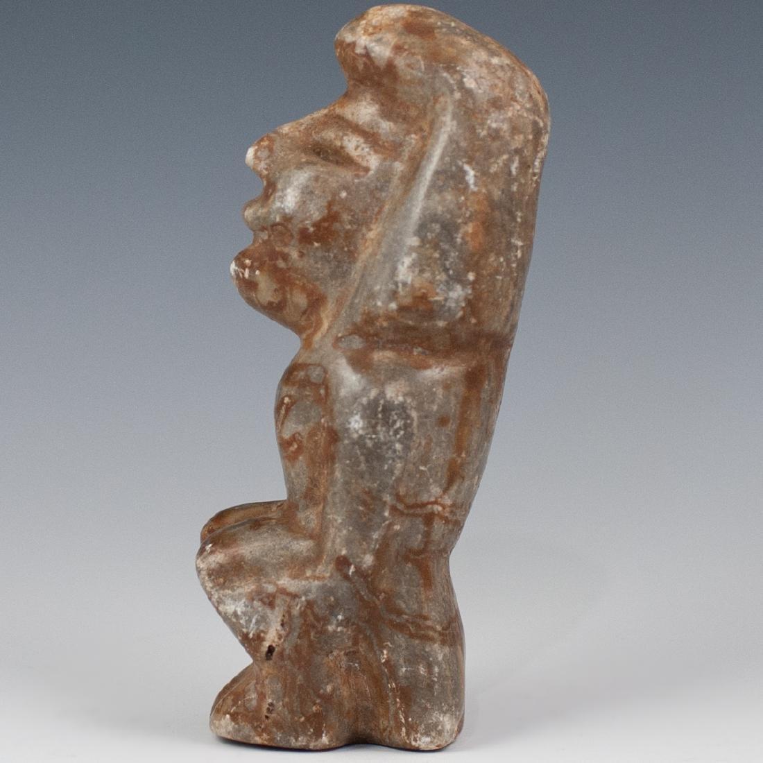 Pre-Columbian Stone Effigy - 3