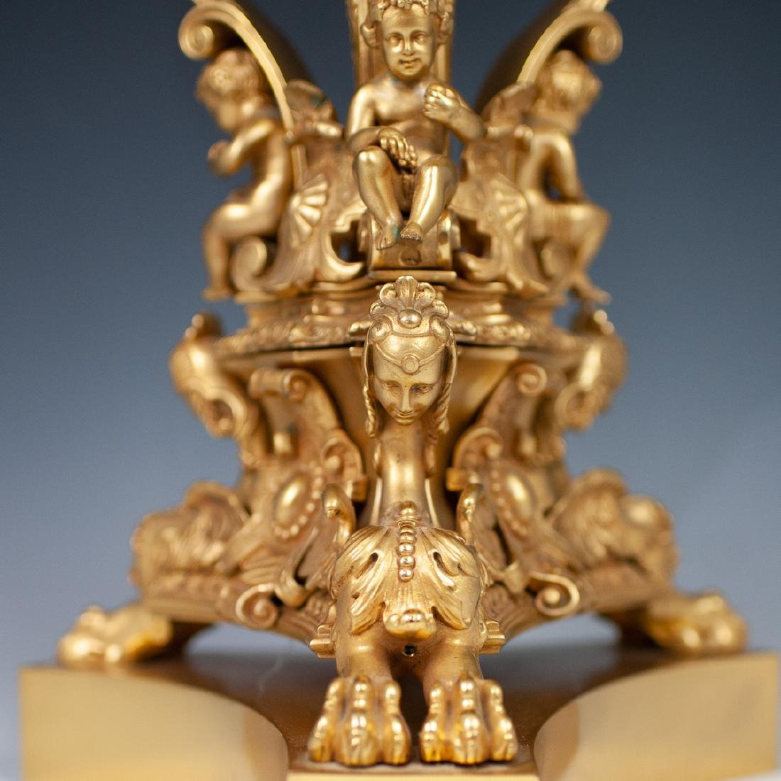 Antique imperial style centerpiece - 7