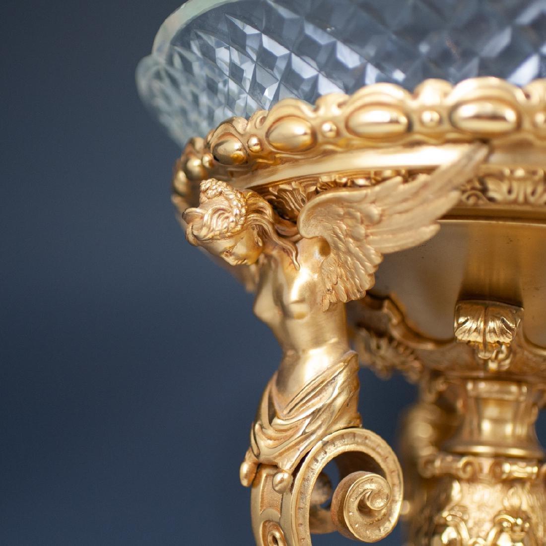 Antique imperial style centerpiece - 9