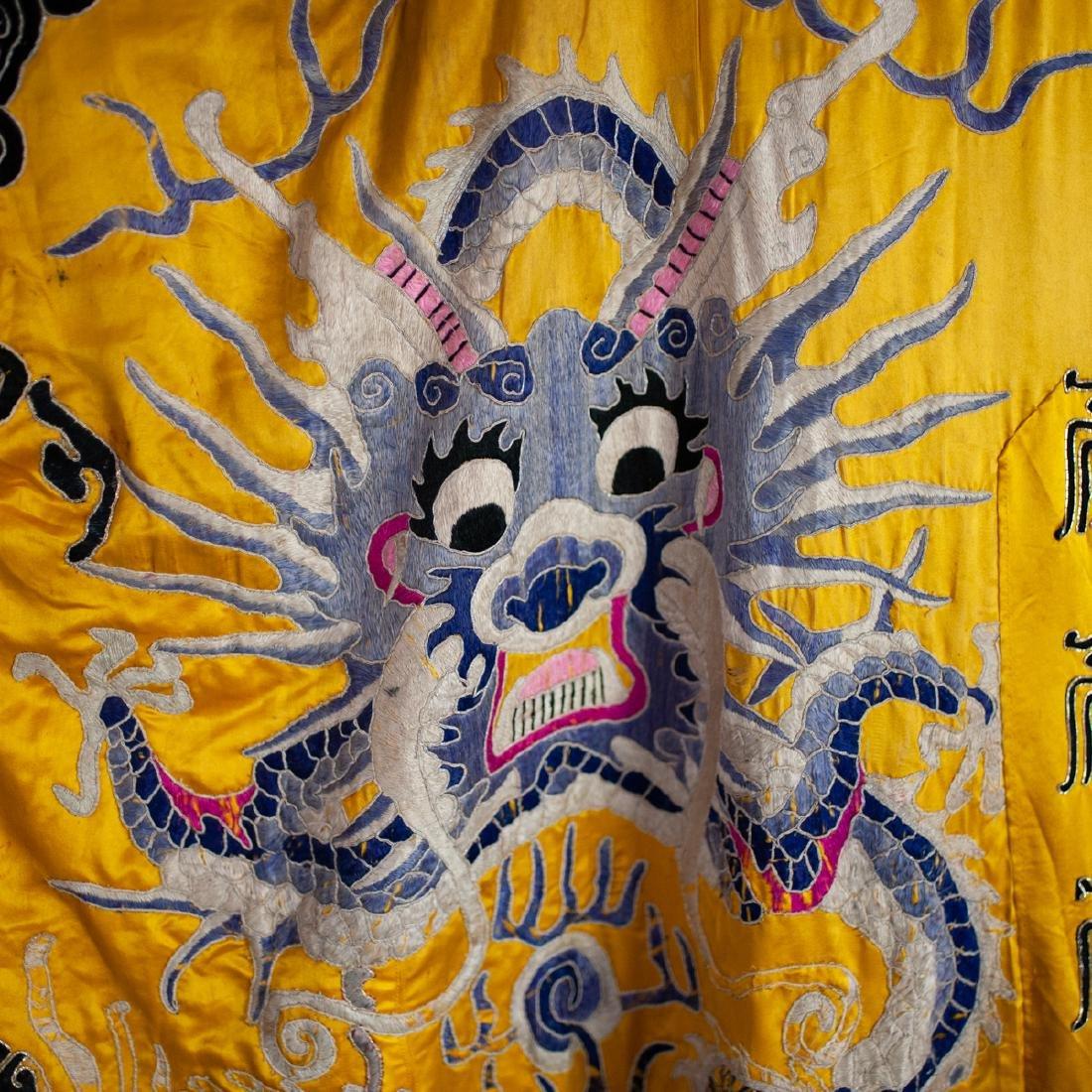 Chinese Silk Dragon Hanfu - 3