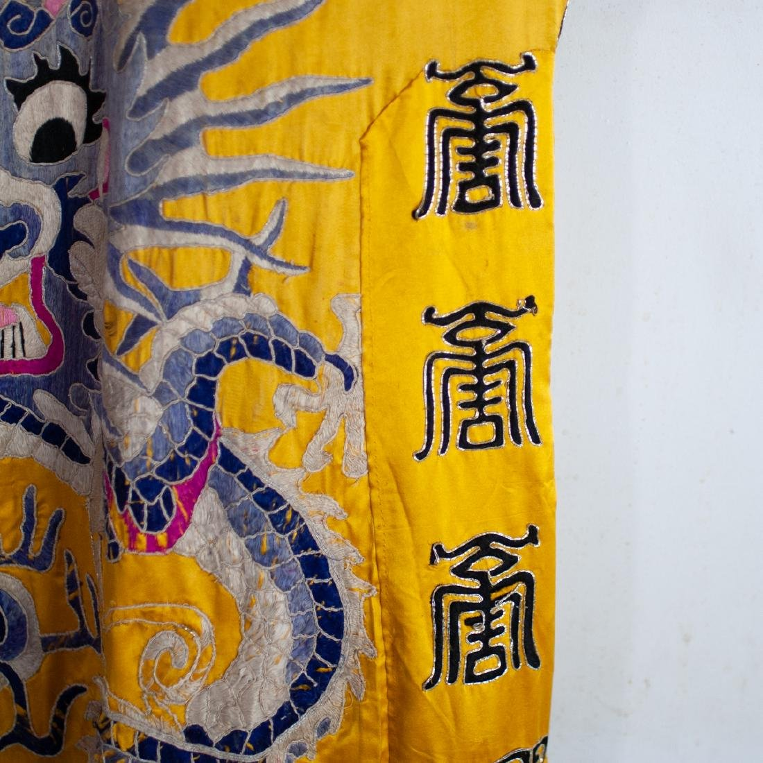 Chinese Silk Dragon Hanfu - 4