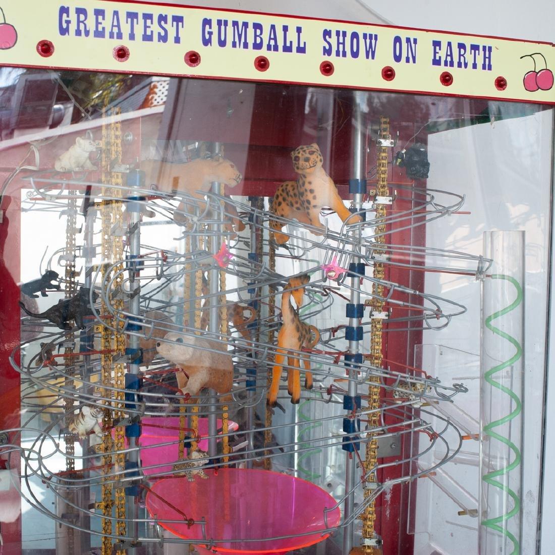 Vintage Big Top Gumball Machine - 3