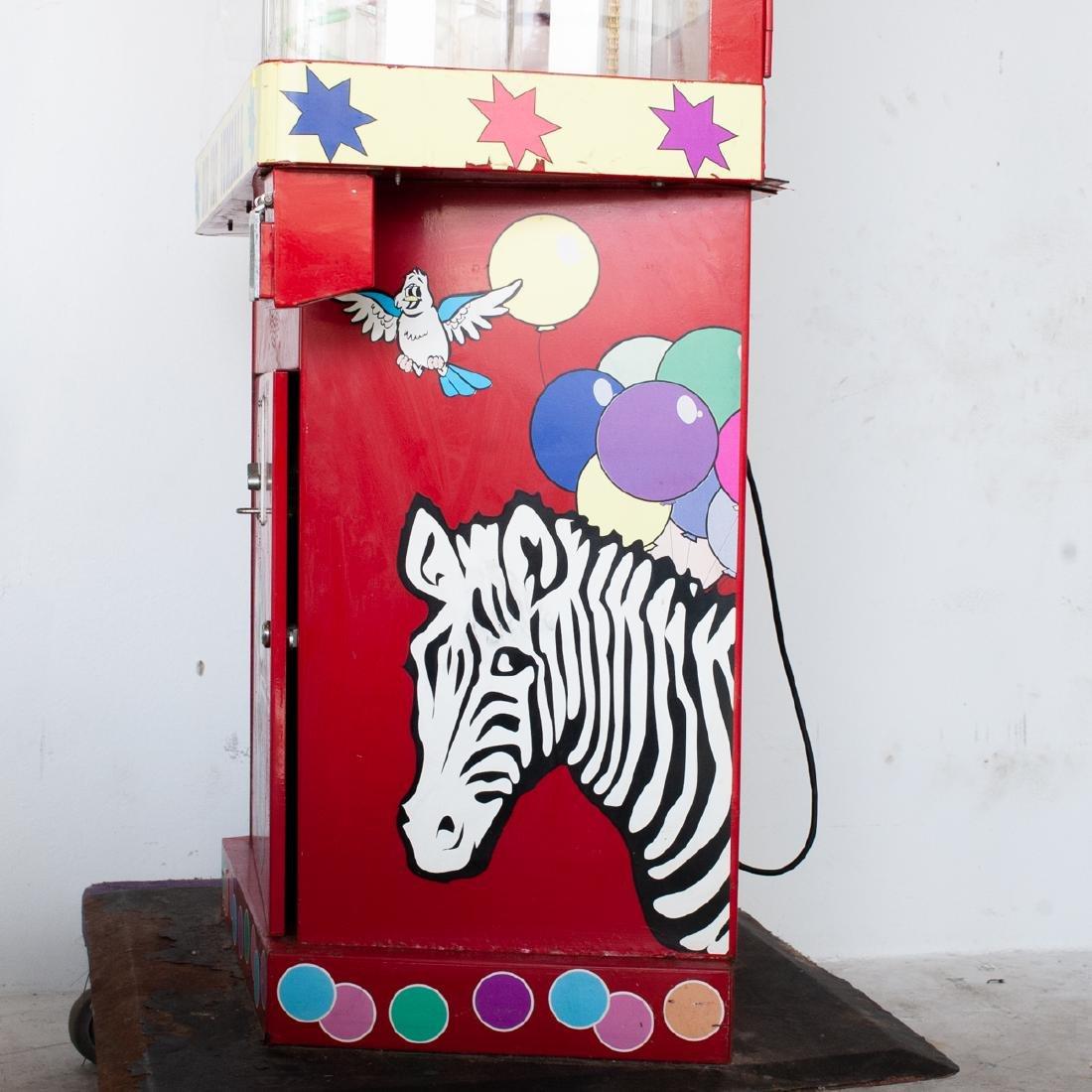 Vintage Big Top Gumball Machine - 7