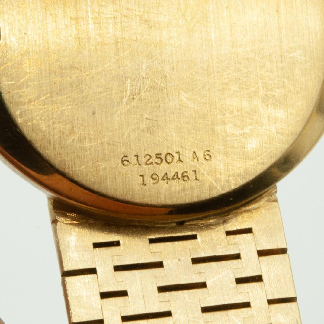 Vintage Piaget dual time watch - 3