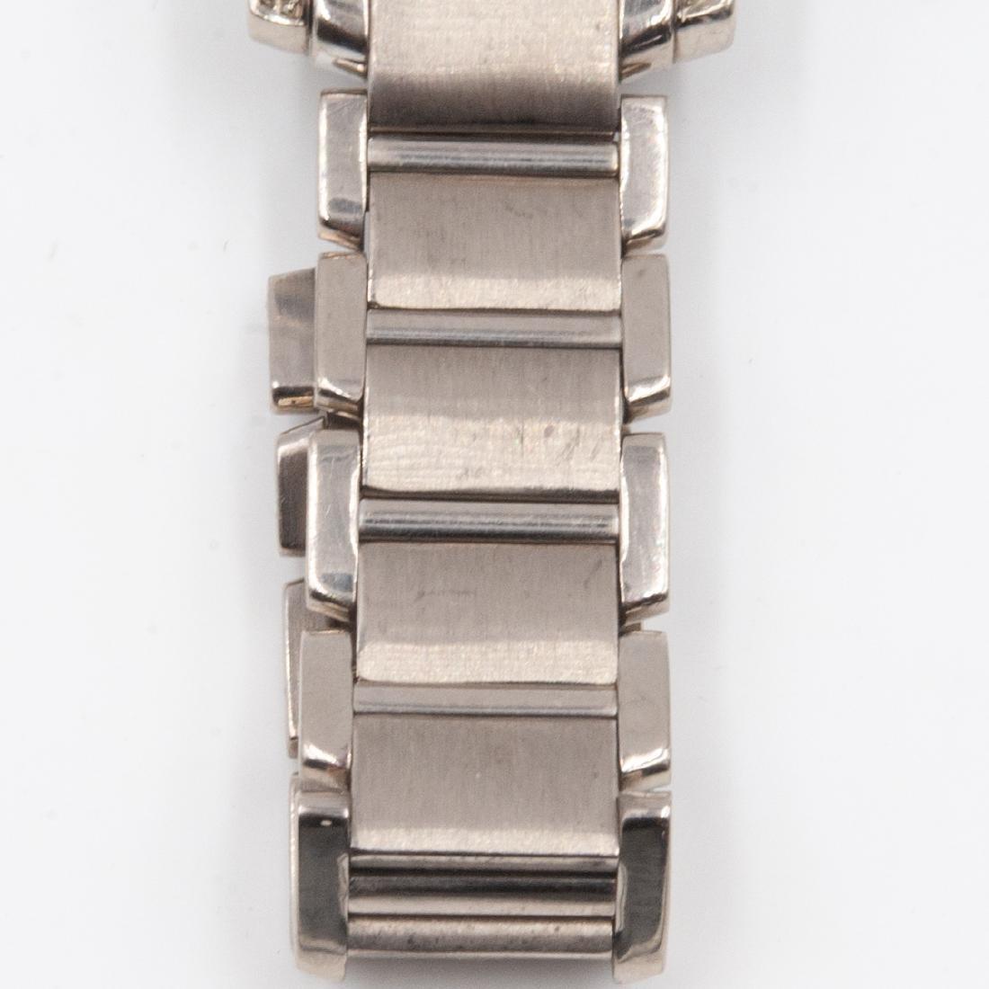 18k Gold Cartier Ladies Watch - 5