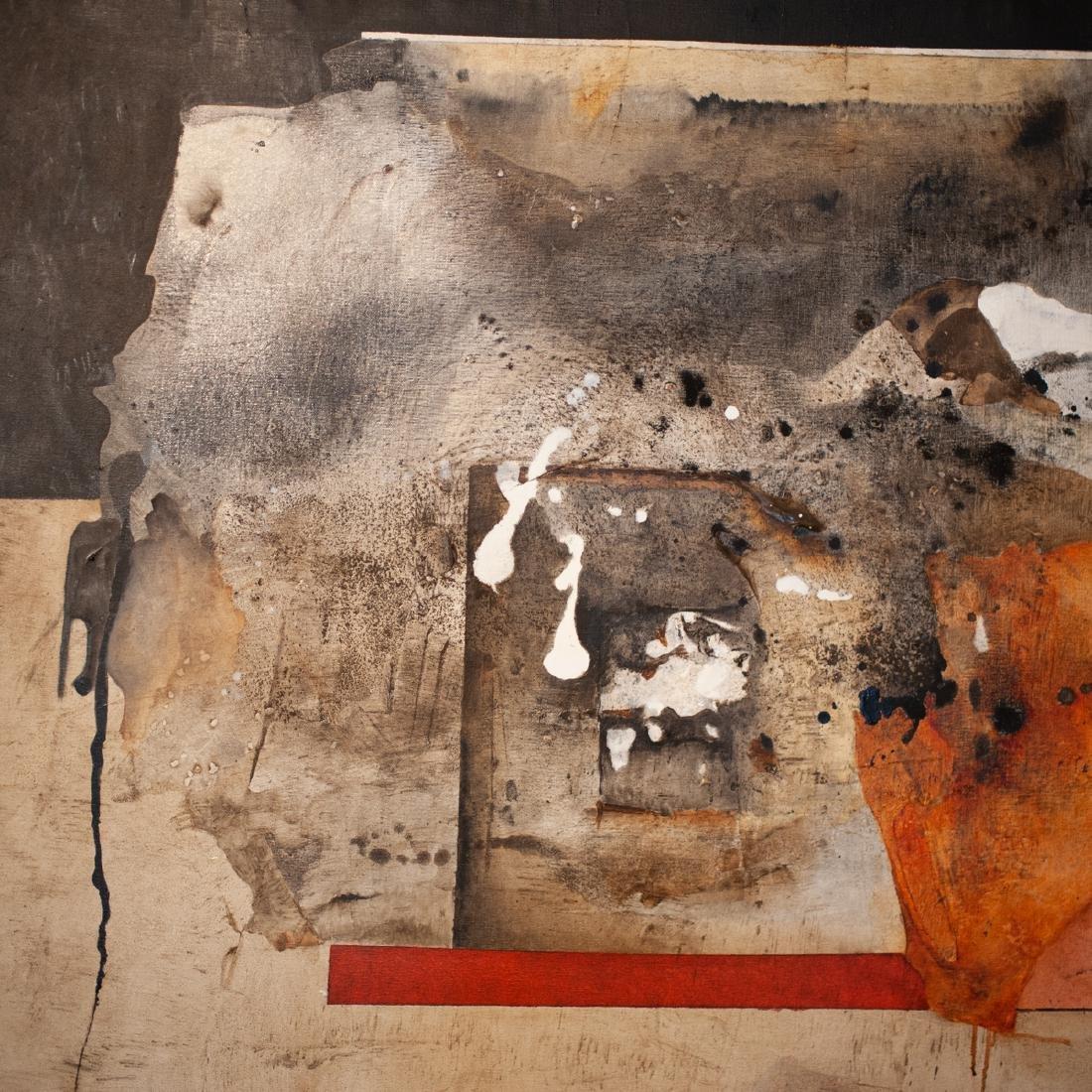 Manuel Felguerez (Mexican. 1928-Present) Oil Painting - 3