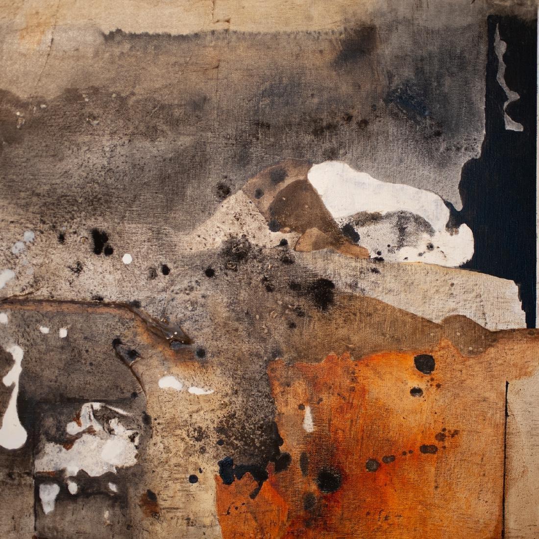 Manuel Felguerez (Mexican. 1928-Present) Oil Painting - 4