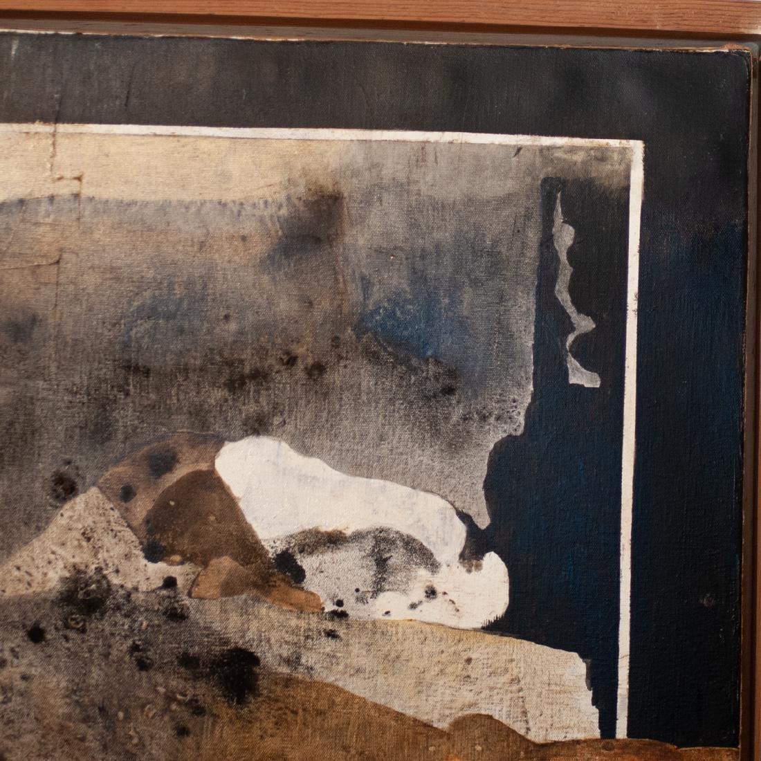 Manuel Felguerez (Mexican. 1928-Present) Oil Painting - 5