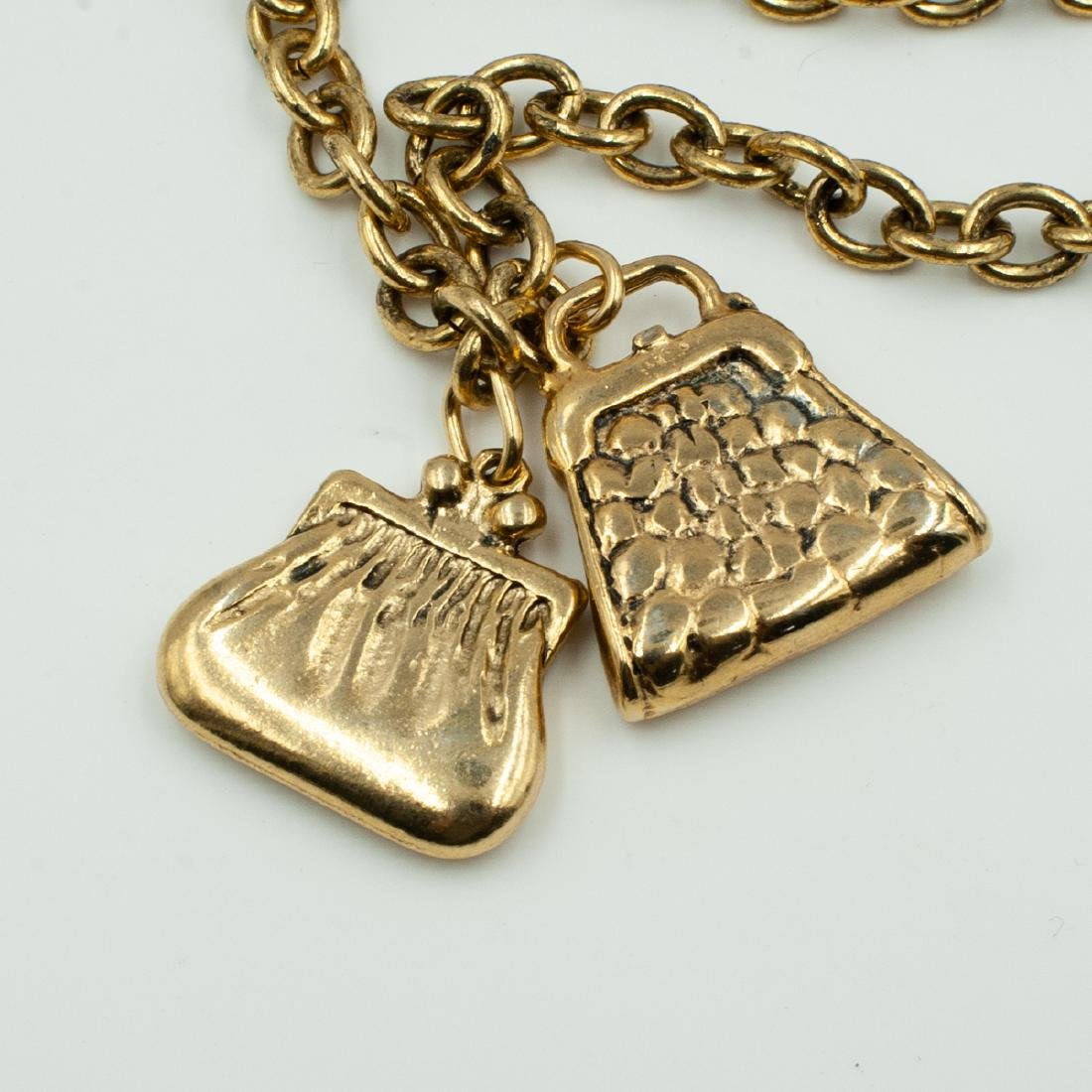 Costume Jewelry Purse Chain - 2