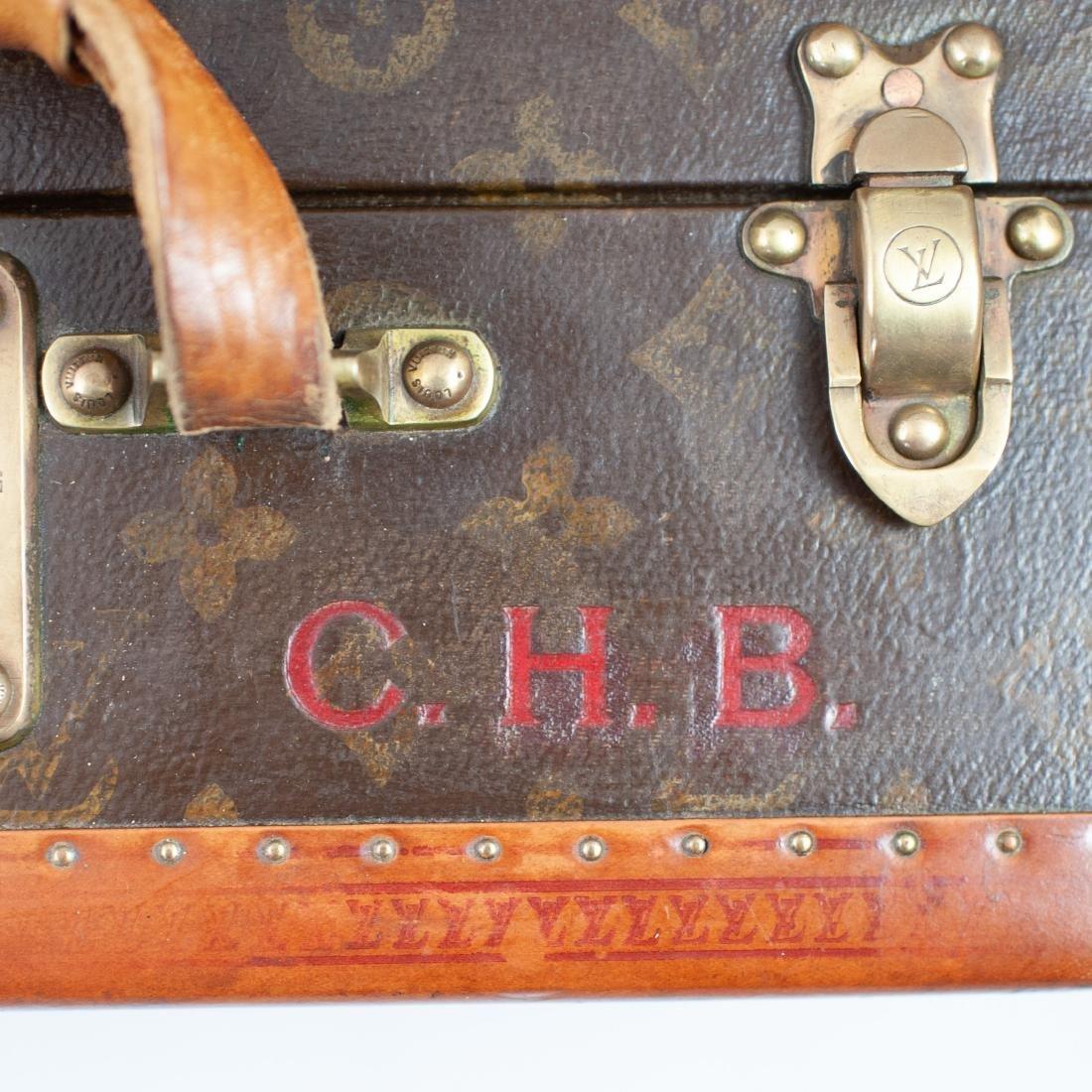 Vintage Louis Vuitton Suitcase - 5