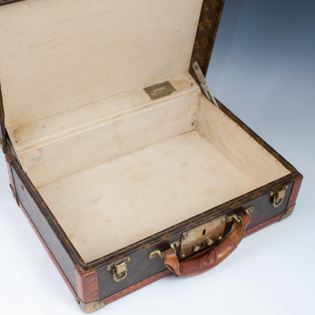 Vintage Louis Vuitton Suitcase - 6