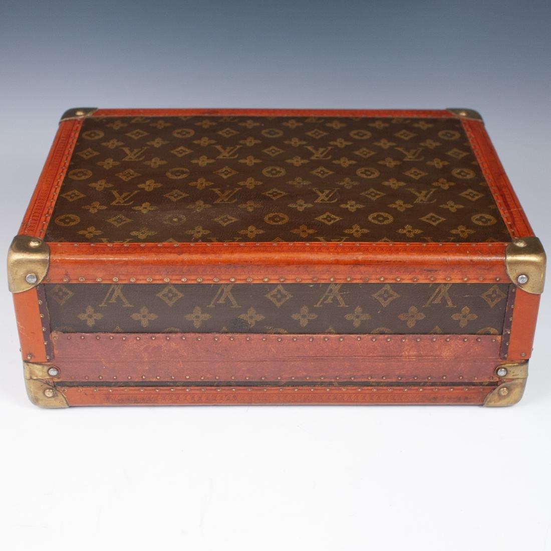 Vintage Louis Vuitton Suitcase - 8