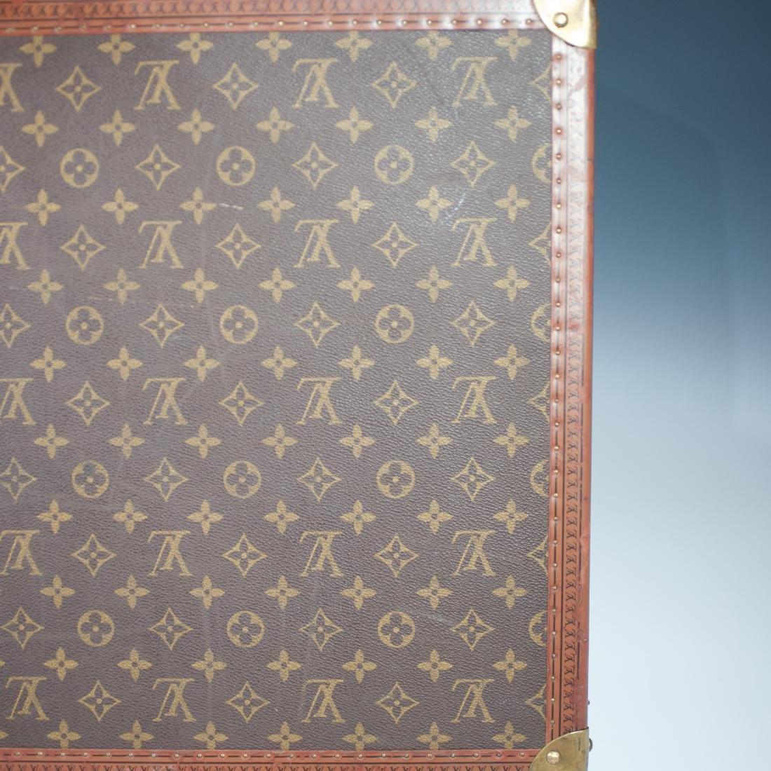 Vintage Louis Vuitton Suitcase - 3