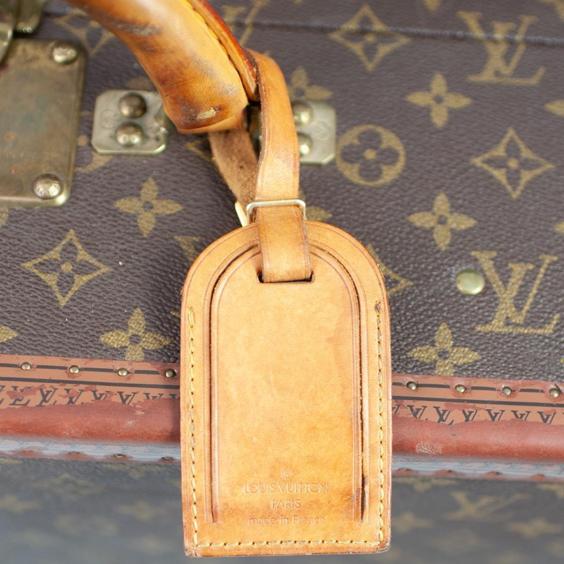 Vintage Louis Vuitton Suitcase - 4