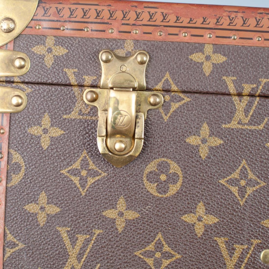 Vintage Louis Vuitton Suitcase - 7