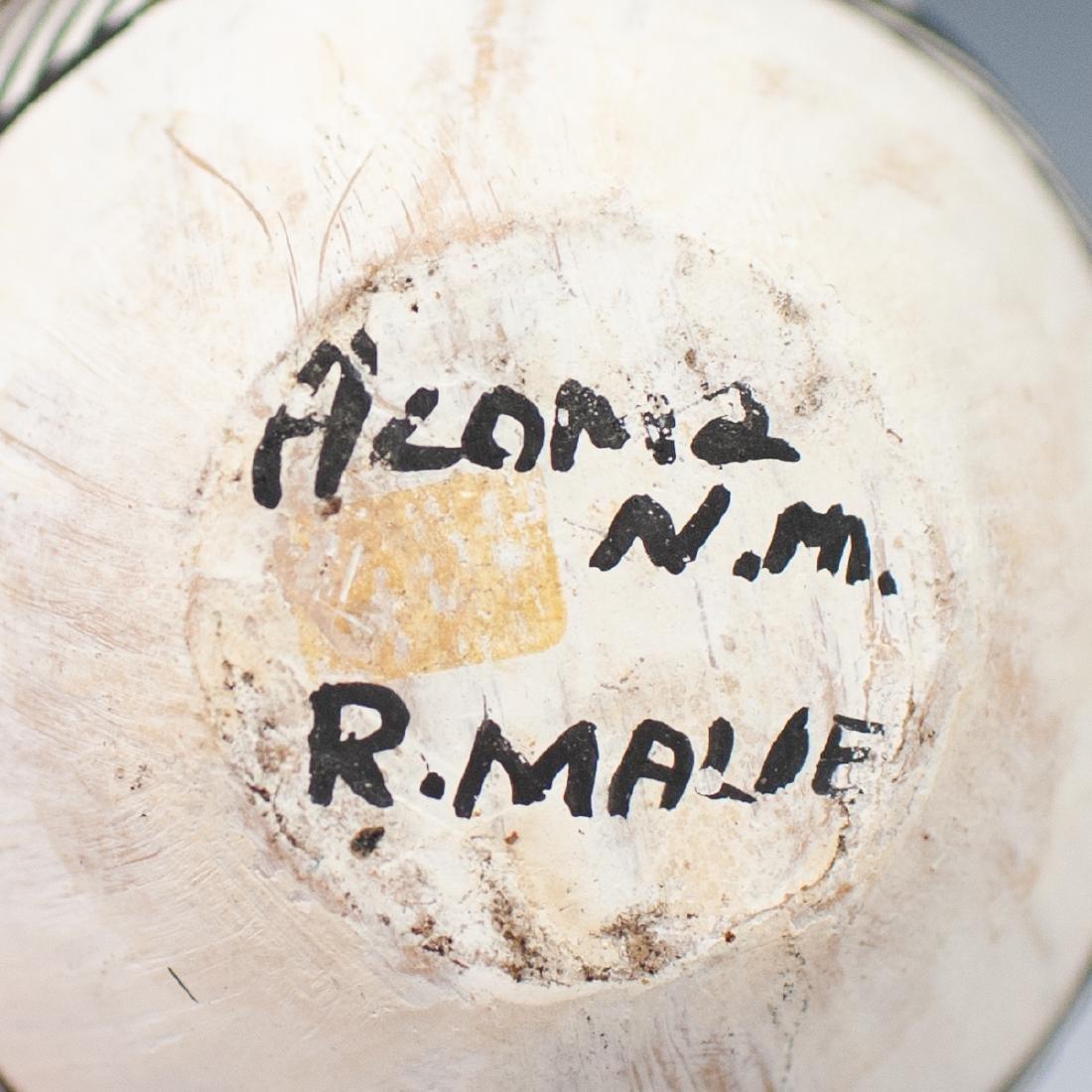 (4 Pc) Lot Of Vintage Acoma Pottery - 3