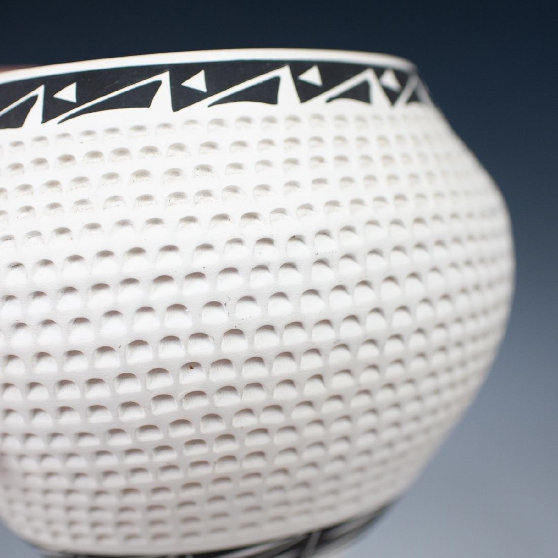 (4 Pc) Lot Of Vintage Acoma Pottery - 6