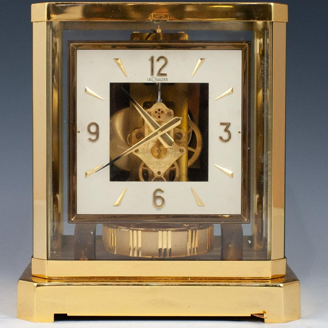 Lecoultre Atmos Perpetual Motion Clock