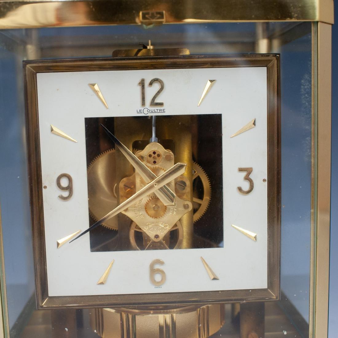 Lecoultre Atmos Perpetual Motion Clock - 2