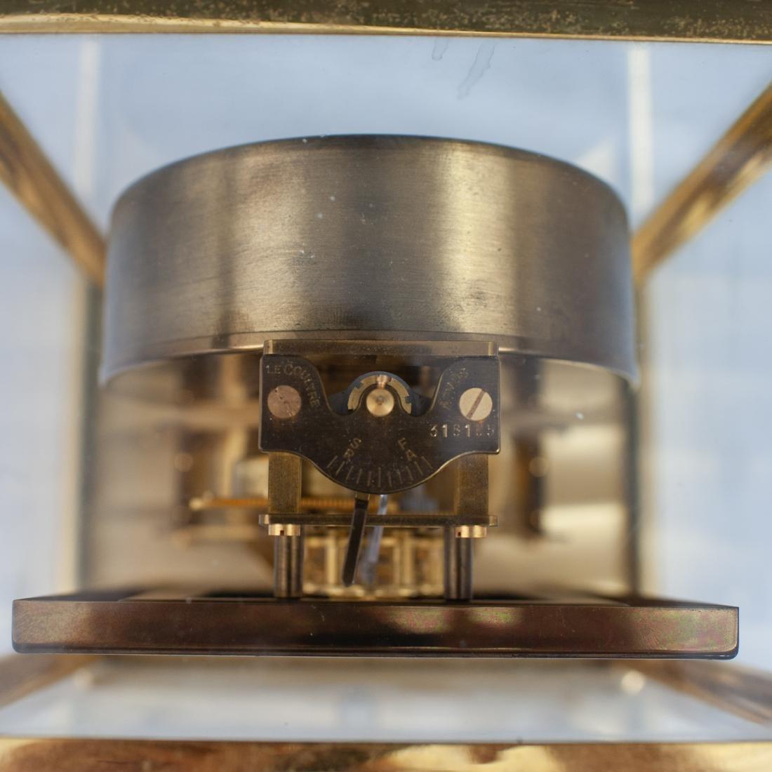 Lecoultre Atmos Perpetual Motion Clock - 4