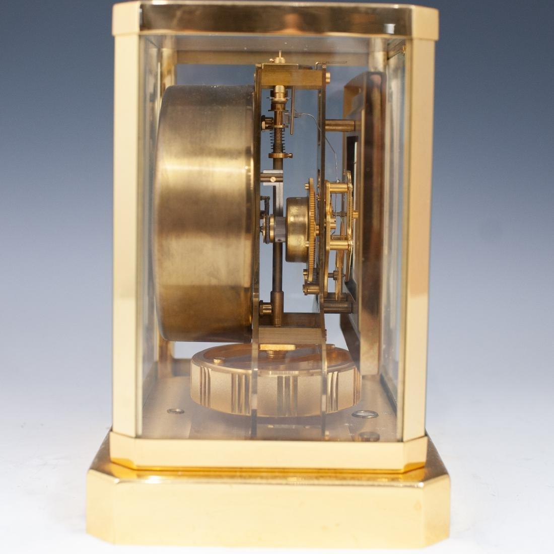 Lecoultre Atmos Perpetual Motion Clock - 5