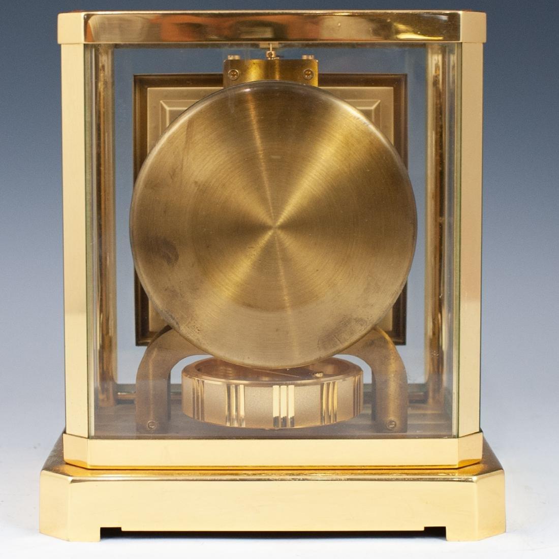 Lecoultre Atmos Perpetual Motion Clock - 6