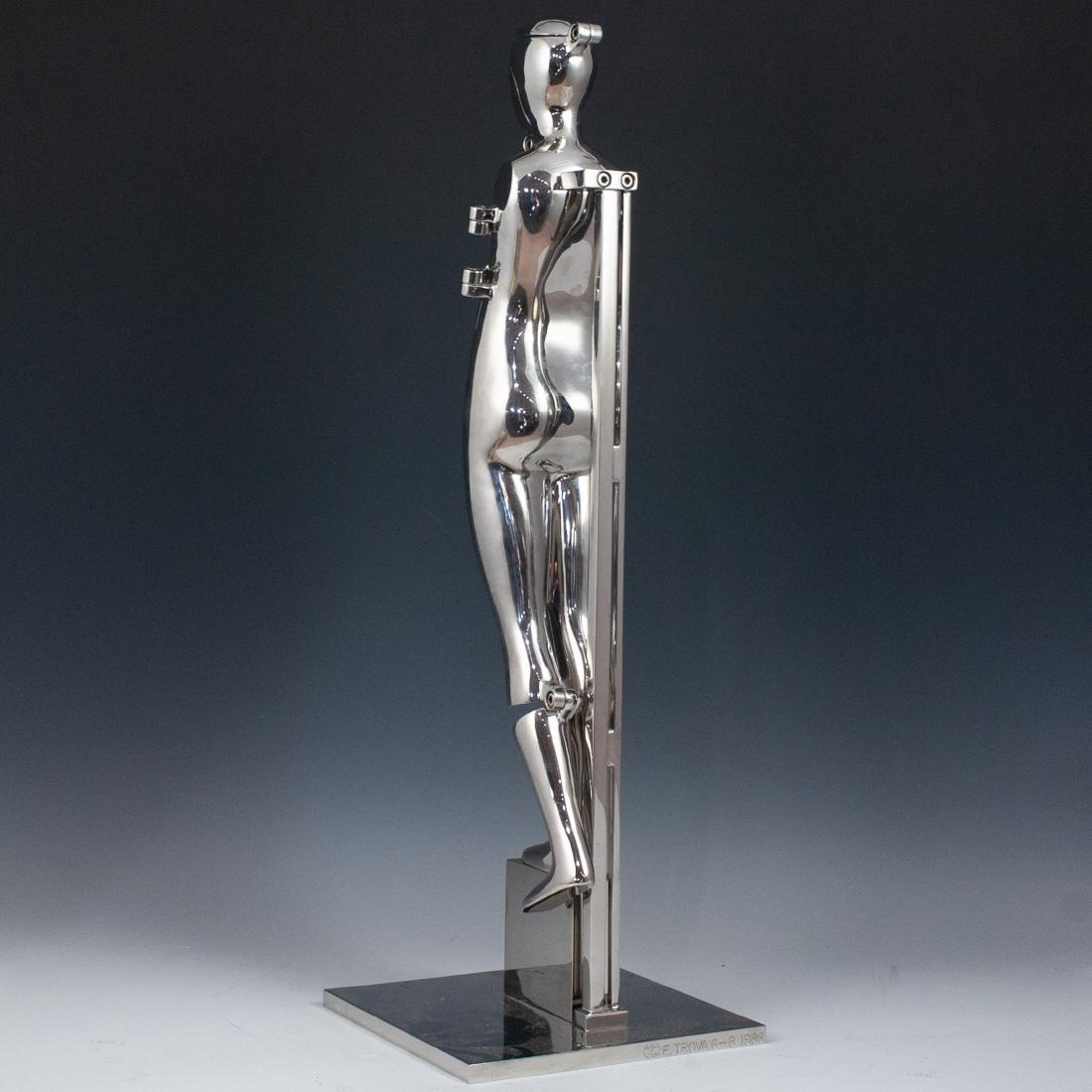 Ernest Trova (American.1927-2009) Sculpture - 6