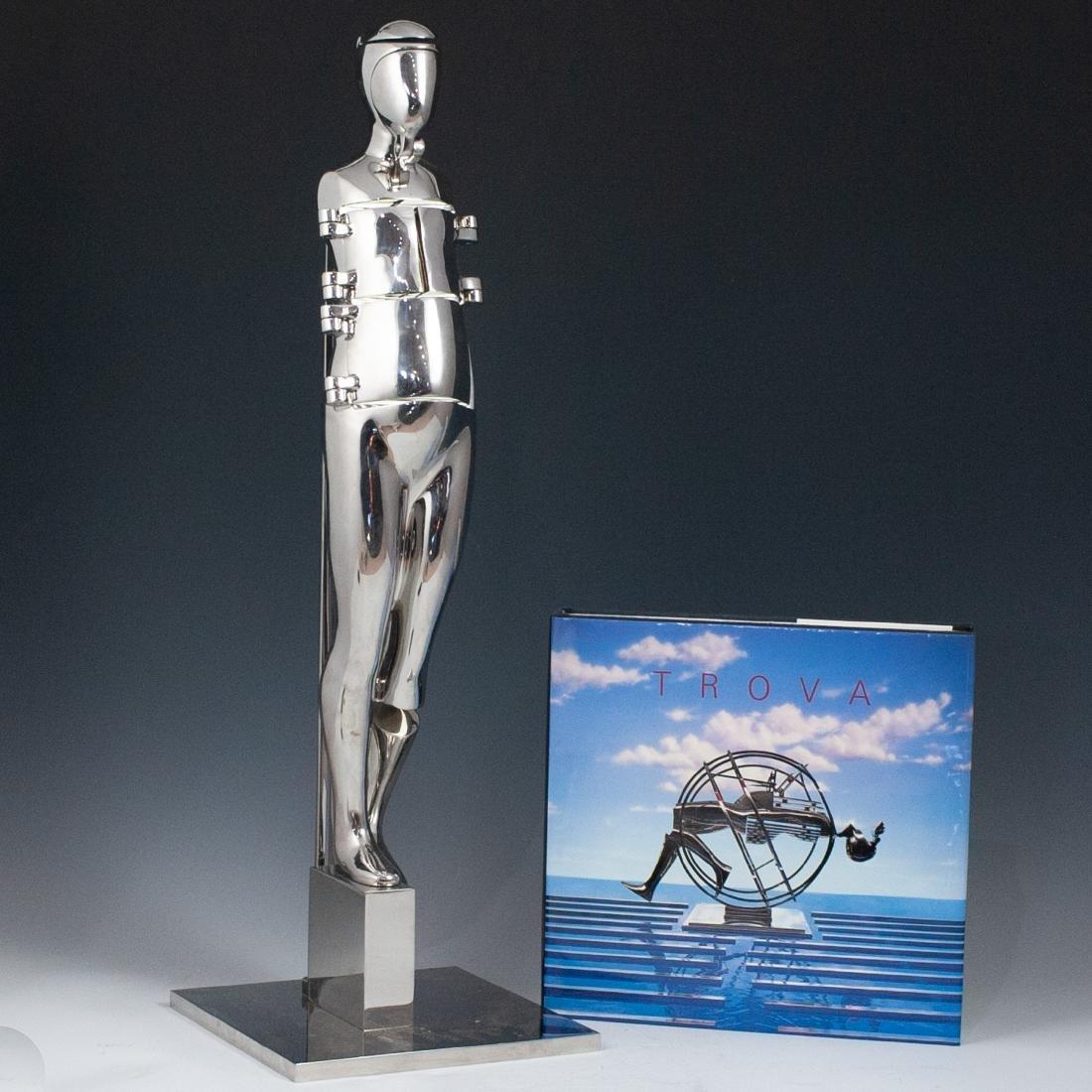 Ernest Trova (American.1927-2009) Sculpture - 9