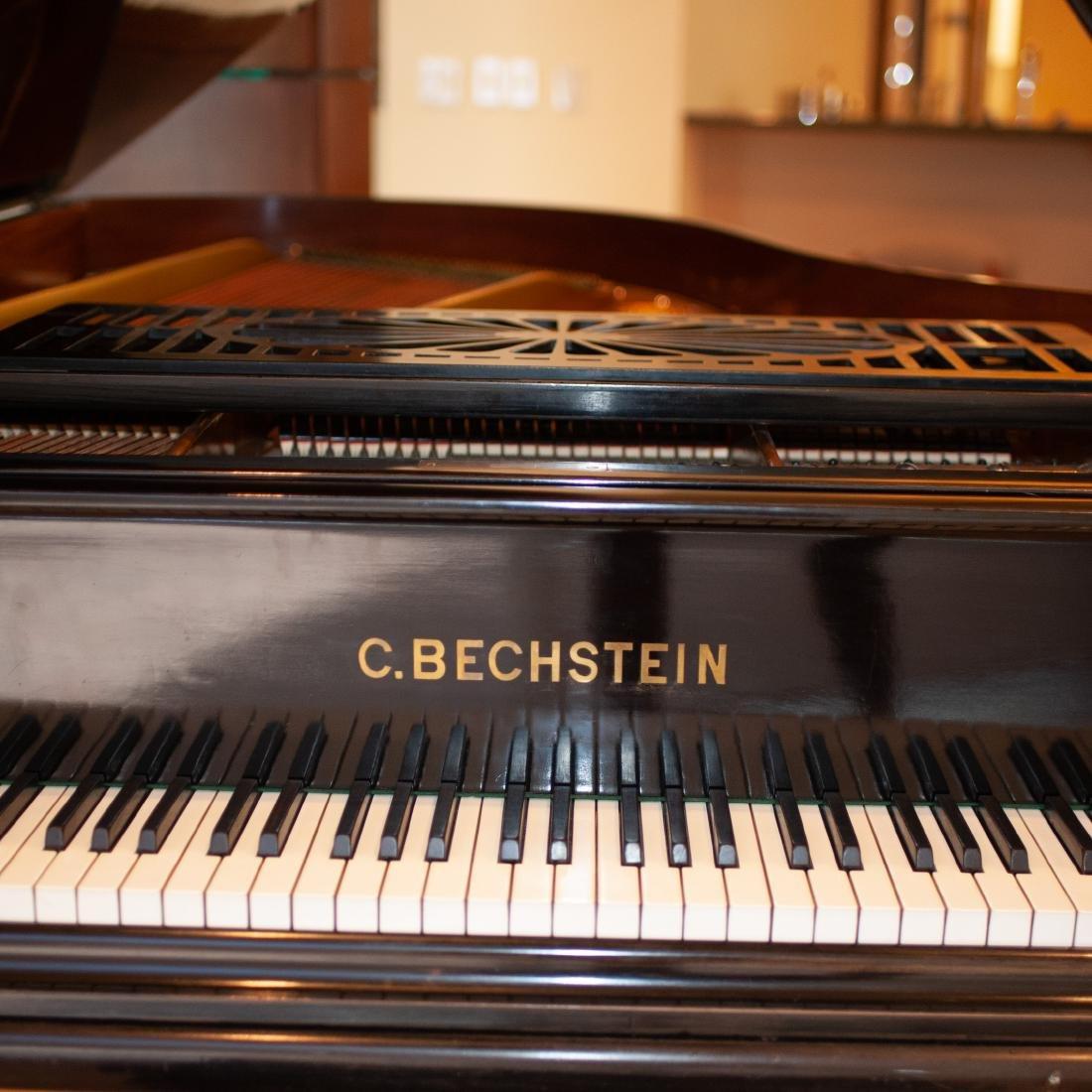 C. Bechstein Grand Piano - 7