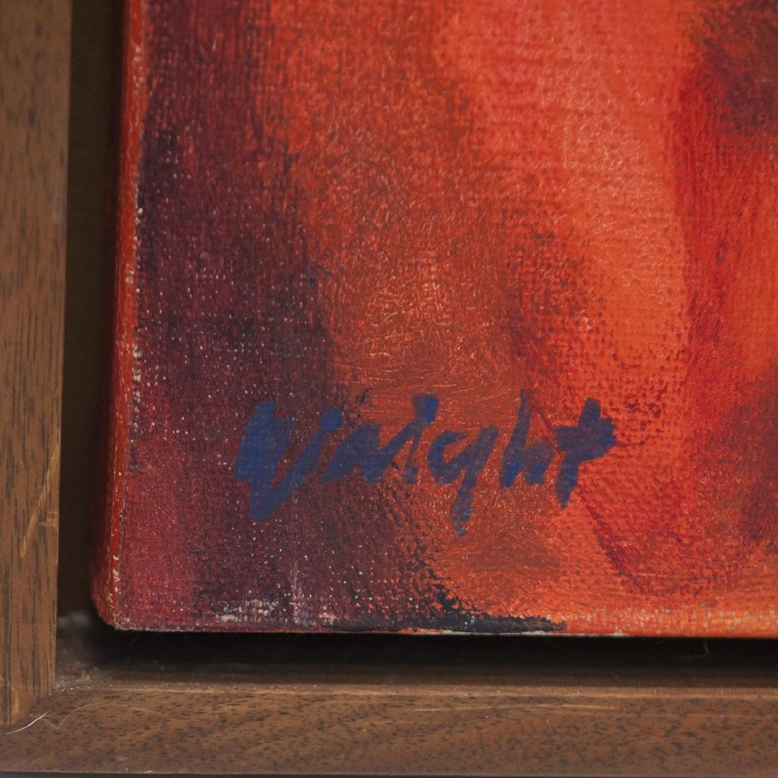 Michael Wright (American b. 1931) - 2