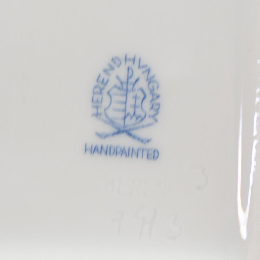 Herend Porcelain Trinket Box - 3