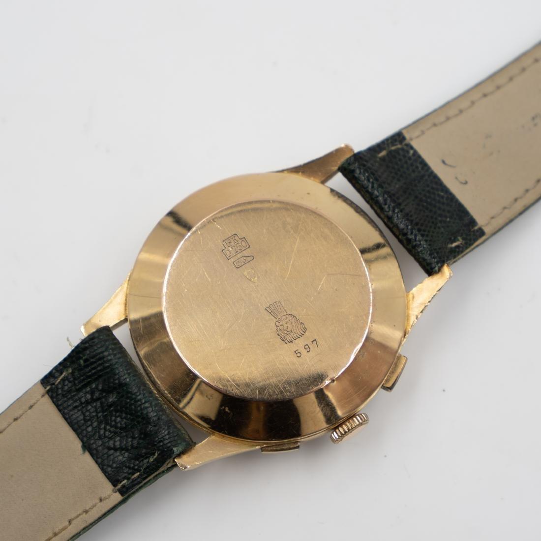 Vintage Britix 18k Rose Gold Watch - 2