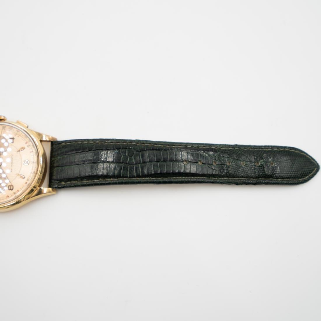 Vintage Britix 18k Rose Gold Watch - 3