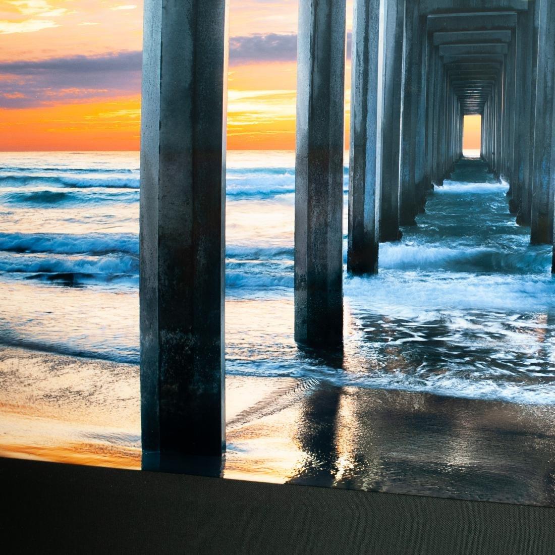 """Peter Lik ( B. 1959 Australia) """"Coastal Dreams (La - 2"""