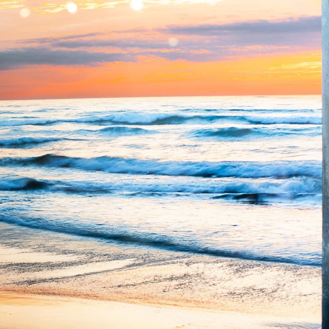 """Peter Lik ( B. 1959 Australia) """"Coastal Dreams (La - 4"""