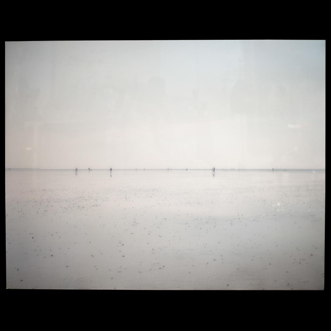 """Thomas Wrede (German, 1963-) """"Mudflat Wanderers"""""""