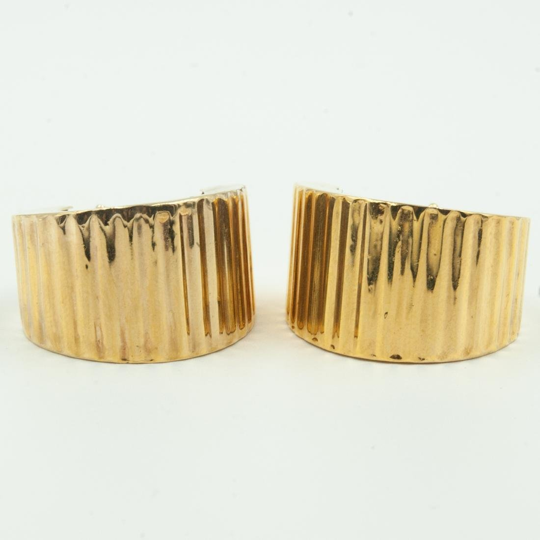 Gold & Diamond Jewelry Set - 2